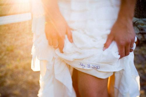 """""""Algo azul"""" para tu boda"""